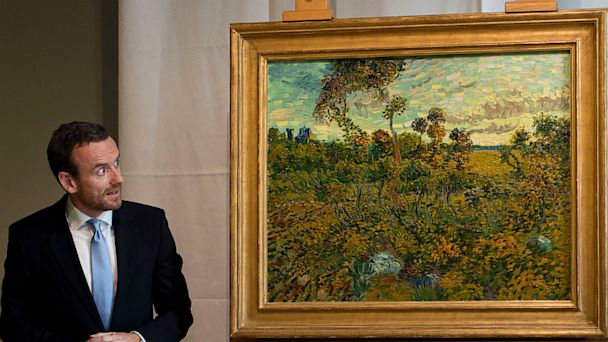 AP vincent van gogh painting found thg 130909 16x9 608 Instant Index: Van Gogh Painting Found in an Attic