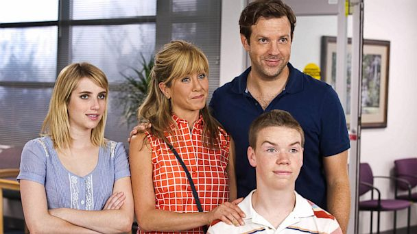 AP were the millers jef 130806 16x9 608 Movie Review: Were The Millers