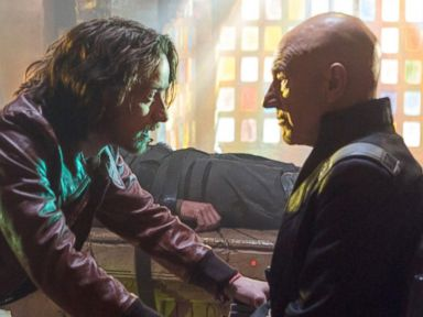PHOTO: James McAvoy, left, and Patrick Stewart in X-Men: Days of Future Past.
