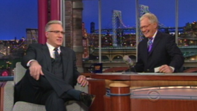 VIDEO: Keith Olbermann accepts some blame for being fired from Current TV.