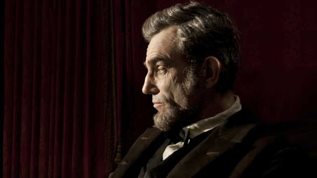 PHOTO: Daniel Day Lewis play President Abraham Lincoln in the Spielberg movie, &quot;Lincoln&quot;.
