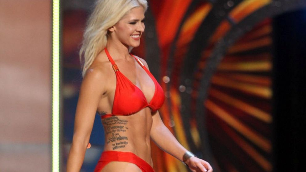 Theresa Vail Miss Kansas
