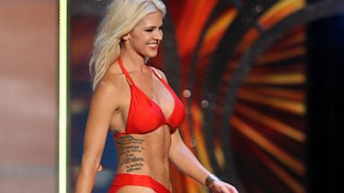 PHOTO: Theresa Vail, Miss Kansas,