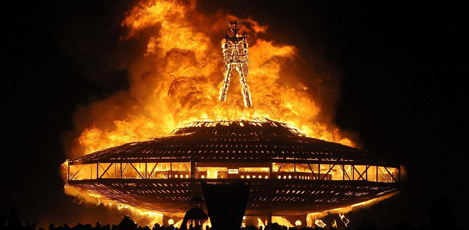 Image result for Nevada's Burning Man