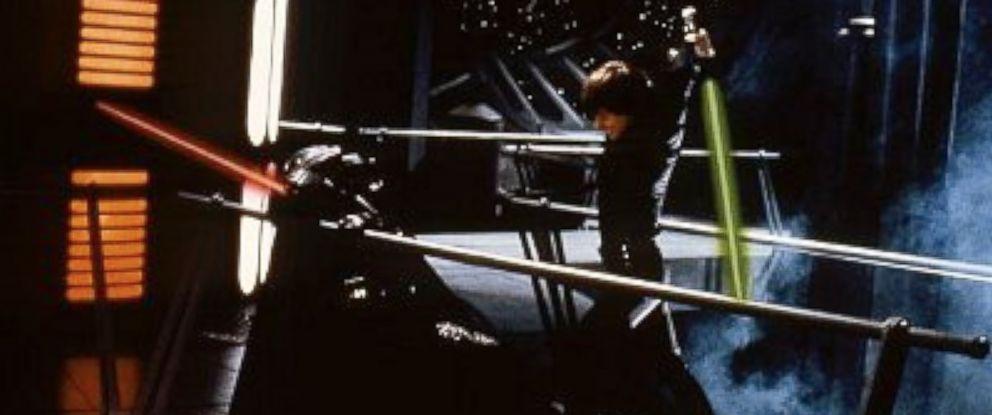 PHOTO: Star Wars: Episode VI - Return of the Jedi, 1983.