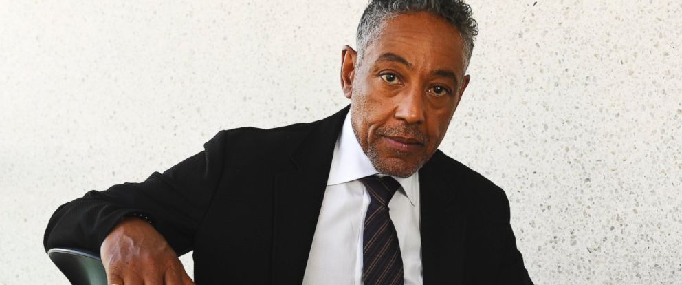 PHOTO: Actor Giancarlo Esposito, who plays Gustavo Gus Fring in the television series Breaking Bad and Better Call Saul poses for a portrait in Sydney, Australia, April 13, 2017.