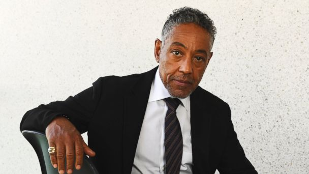 PHOTO: Actor Giancarlo Esposito, who plays Gustavo 'Gus' Fring in the television series 'Breaking Bad' and 'Better Call Saul' poses for a portrait in Sydney, Australia, April 13, 2017.