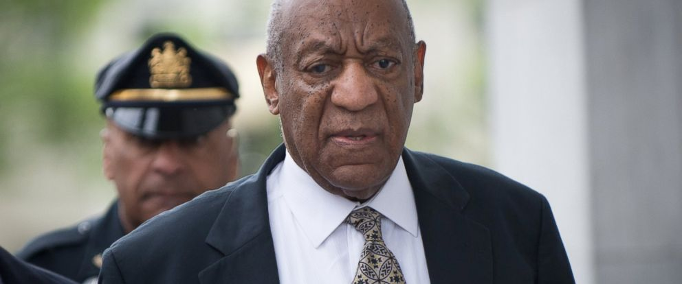 PHOTO: Bill Cosby departs from the Montgomery County Courthouse in Norristown, Pa., June 15, 2017.