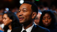 John Legend Celebrates Opening of African American History Museum