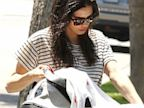 PHOTO: New mom Jenna Dewan spotted taking her baby girl to work