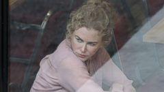Go On Set of Nicole Kidmans New Movie