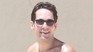 Paul Rudd Reveals His Buff Bod