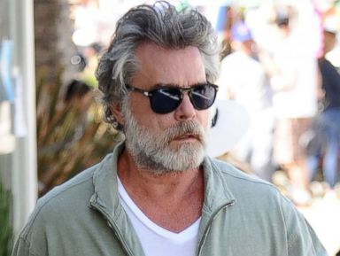 Photos: Ray Liotta Sports a Bushy Beard