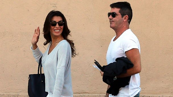 FF cowell simon ml 130910 16x9 608 Simon Cowell Spotted With Former Fiancée: Photo