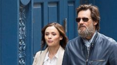 Jim Carrey Goes Undercover in a Bushy Beard