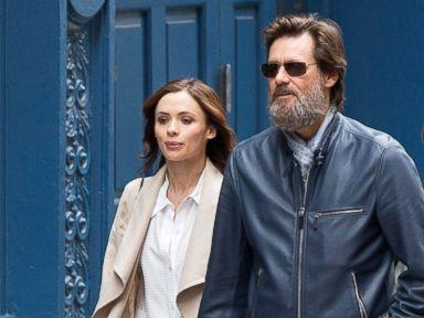 Jim Carrey Goes Undercover in a Bushy Beard