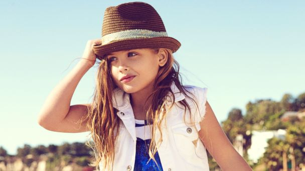 PHOTO: Dannielynn Birkhead, the daughter of the late Anna Nicole Smith, is walking in her mothers shoes, taking a starring role in the spring ad campaign for Guess Kids.