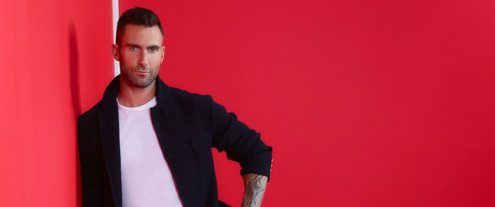 """PHOTO: Adam Levine pictured here from Season 11 on """"The Voice."""""""