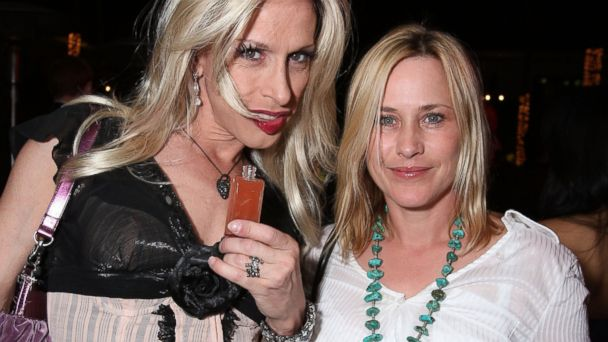 PHOTO: Actresses Alexis Arquette and Patricia Arquette attend the after party for the LA premiere of
