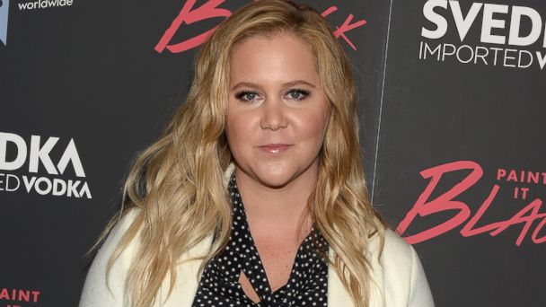 PHOTO: Amy Schumer attends the