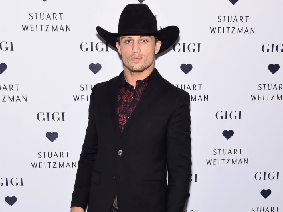 PHOTO: Bonner Bolton attends Stuart Weitzmans Launch Of The Gigi Boot, Oct. 26, 2016 in New York.