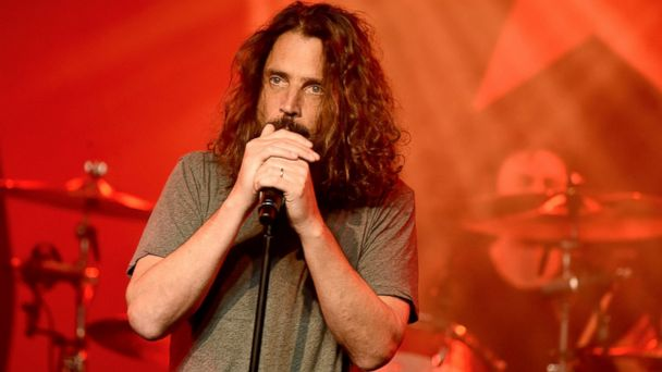 PHOTO: Singer Chris Cornell performs at Prophets of Rage and Friends' Anti Inaugural Ball at the Taragram Ballroom, on Jan. 20, 2017, in Los Angeles.