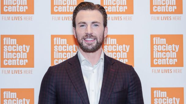 PHOTO: Chris Evans attends the New York premiere of the film