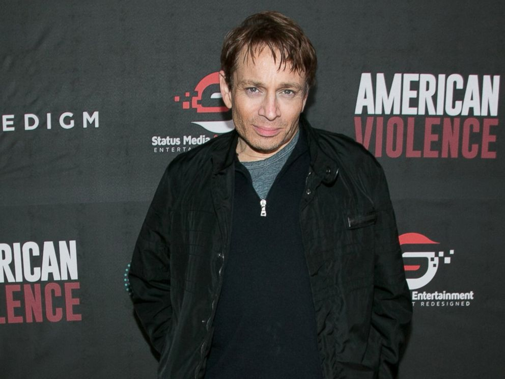 PHOTO: Chris Kattan arrives for the premiere of BondIts American Violence at the Egyptian Theatre on Jan. 25, 2017, in Hollywood, Calif.