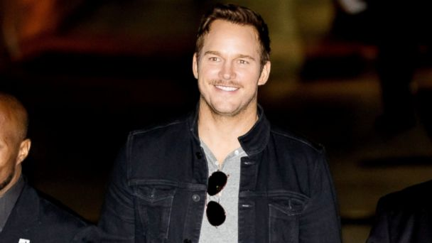 PHOTO: Chris Pratt is seen at
