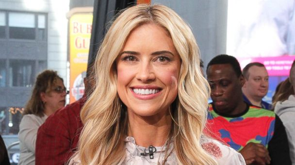 PHOTO: Christina El Moussa is a guest on
