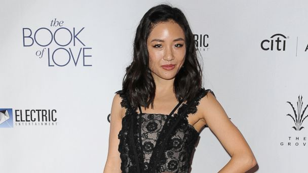 PHOTO: Constance Wu attends the premiere of