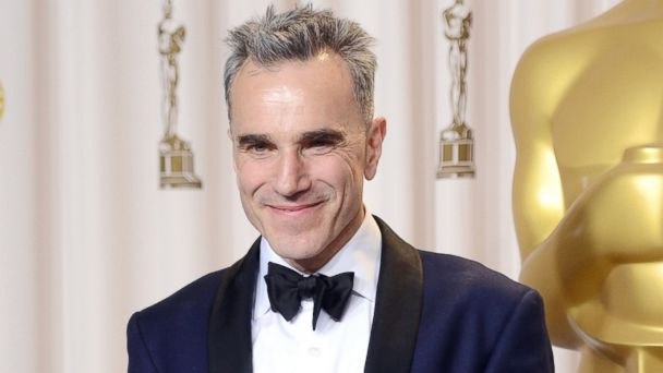 PHOTO: Actor Daniel Day-Lewis, winner of the Best Actor award for