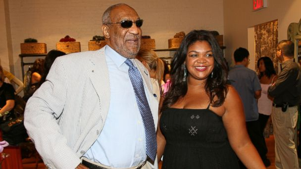 PHOTO: Bill Cosby and Evin Cosby attends the launch of the pb&Caviar store on August 7, 2008 in New York City.