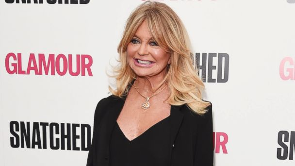 PHOTO: Goldie Hawn attends the