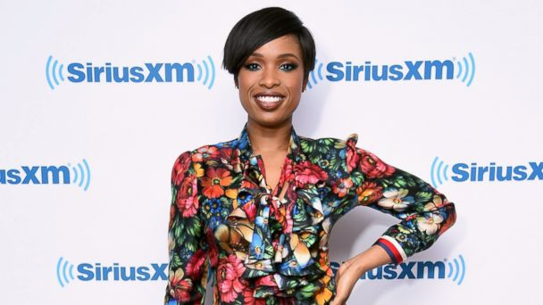 PHOTO: Jennifer Hudson visits SiriusXM at SiriusXM Studios, on April 17, 2017, in New York City.