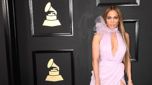 PHOTO: Singer/Actress Jennifer Lopez attends The 59th GRAMMY Awards at STAPLES Center, on Feb. 12, 2017, in Los Angeles.