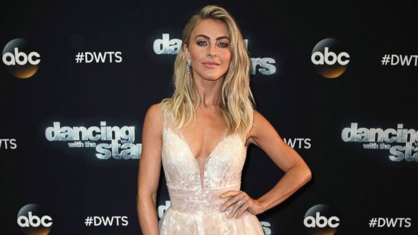 PHOTO: Actress/judge Julianne Hough attends