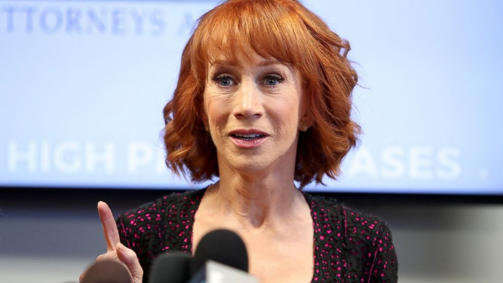 Following controversy, Kathy Griffin set to attend White  House  Correspondents Dinner
