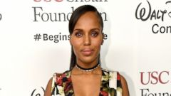 PHOTO: Kerry Washington Makes First Post-Baby Appearance on Red Carpet