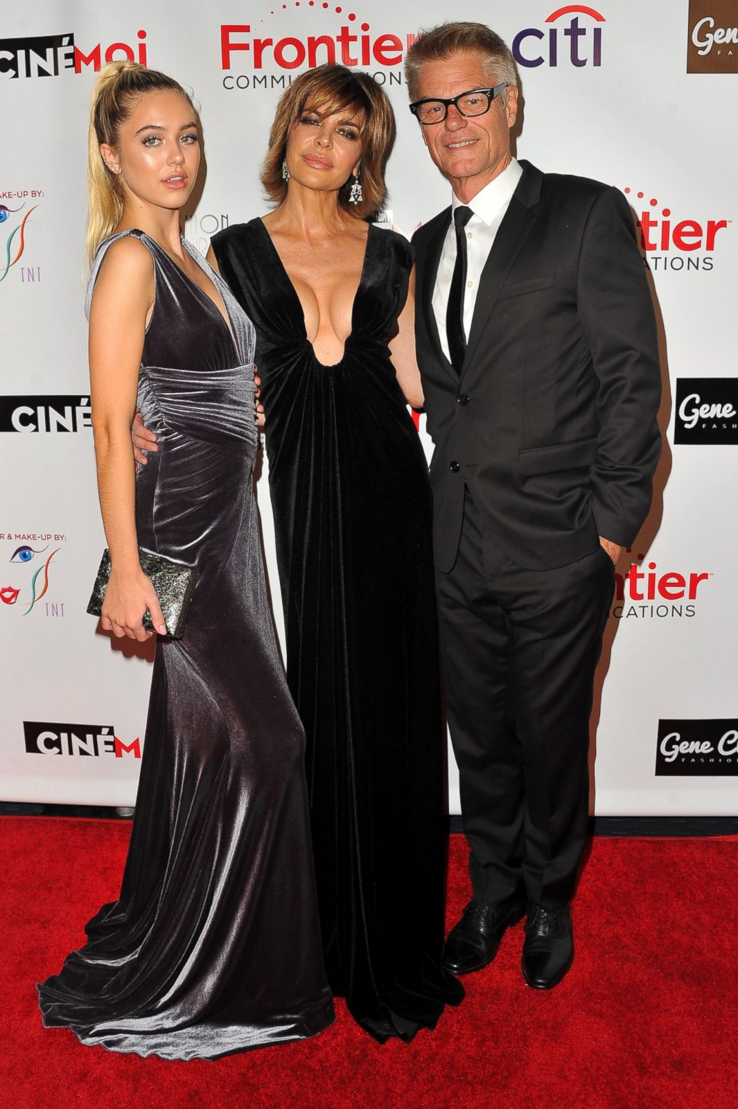Lisa Rinna And Her Family Hit The Red Carpet Picture