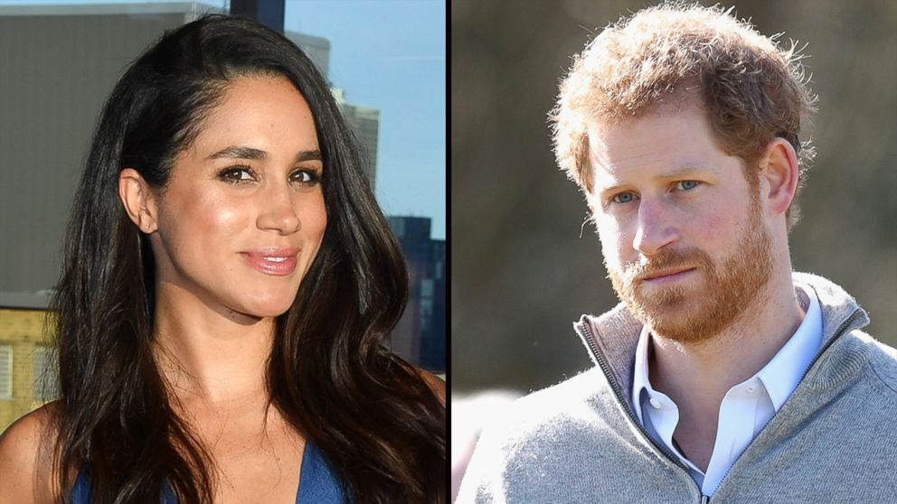 Meghan Markle Spotted Arriving at Pippa Middleton's Wedding Reception With Prince Harry
