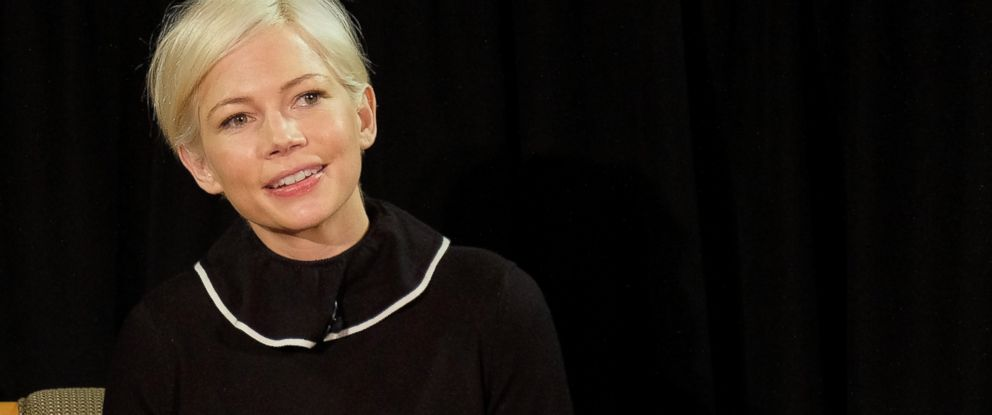 PHOTO: Actress Michelle Williams attends the TimesTalks Featuring Casey Affleck, Michelle Williams and Kenneth Lonergan at DGA Theater, on Nov. 17, 2016, in New York City.