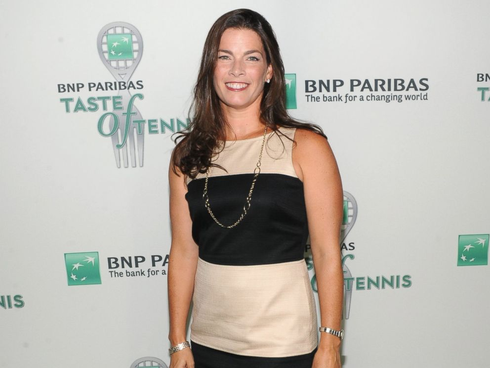 PHOTO: Figure Skater Nancy Kerrigan attends the 14th Annual BNP Paribas Taste Of Tennis at W New York Hotel, Aug. 22, 2013, in New York.