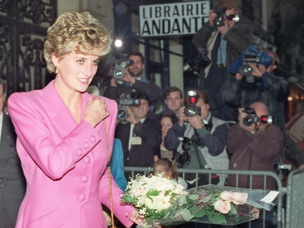 Duke Heads To France For The First Time Since Princess Diana's Death