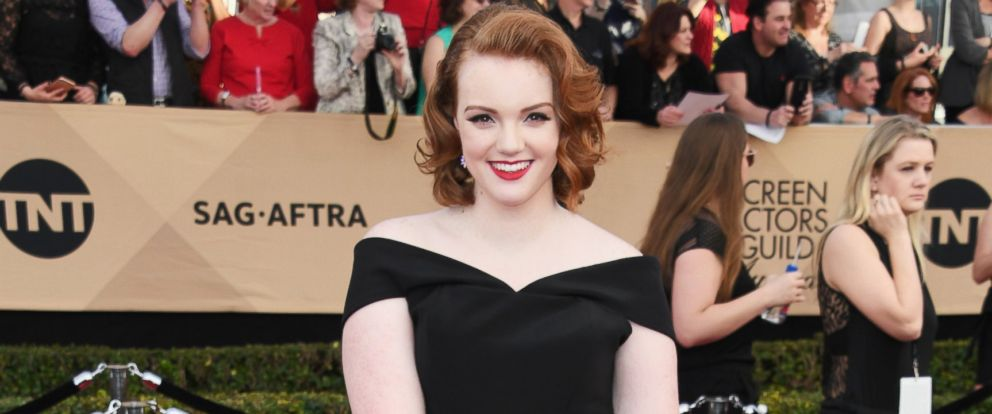 PHOTO: Actor Shannon Purser attends the 23rd Annual Screen Actors Guild Awards at The Shrine Expo Hall, Jan 29, 2017, in Los Angeles.