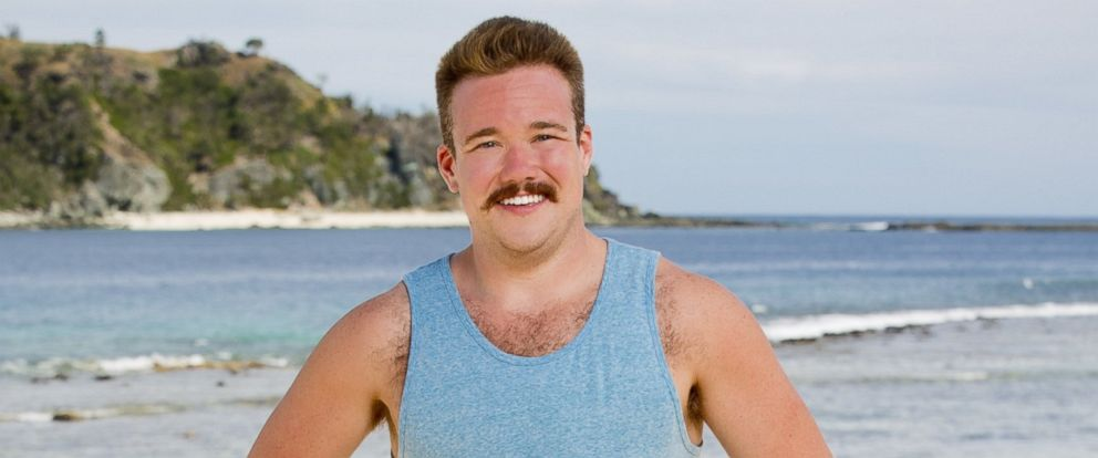"PHOTO: Nuku Tribe member Zeke Smith, will be one of the 20 castaways competing on ""Survivor"" this season, themed ""Game Changers,"" March 8, 2016, on the CBS Television Network."