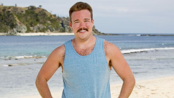PHOTO: Nuku Tribe member Zeke Smith, will be one of the 20 castaways competing on