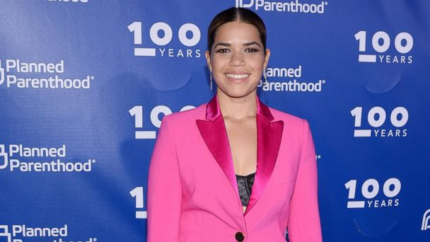 PHOTO: America Ferrera attends the Planned Parenthood 100th Anniversary Gala at Pier 36, May 2, 2017, in New York.