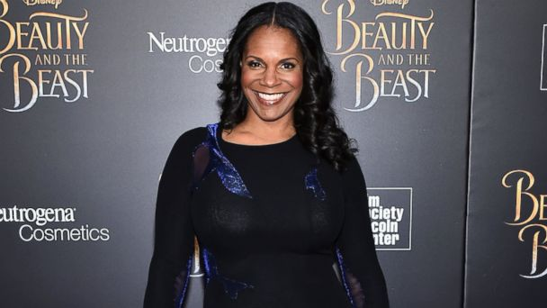 PHOTO: Audra McDonald attends the New York Screening of 'Beauty And The Beast' at Alice Tully Hall, March 13, 2017 in New York City.