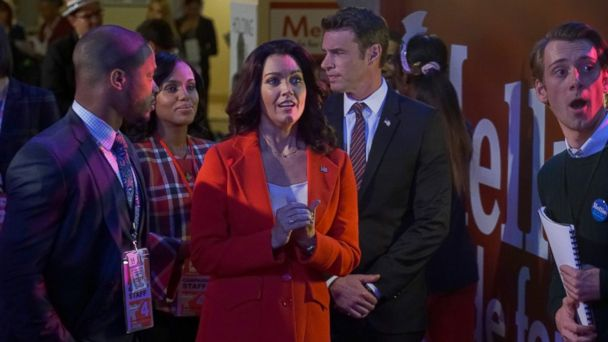 PHOTO: Bellamy Young is seen here in a scene from